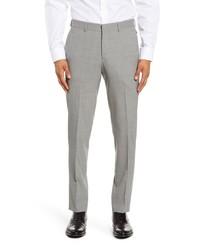 Nordstrom Men's Shop Tech Smart Slim Fit Stretch Wool Dress Pants