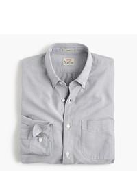J.Crew American Pima Cotton Oxford Shirt