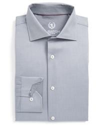 Big tall trim fit solid dress shirt medium 4949541