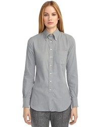 Brooks Brothers Corduroy Button Down Shirt