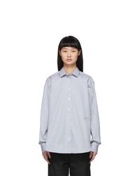 Totême Grey Capri Shirt