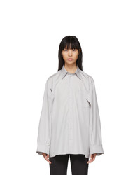 Maison Margiela Grey Double Arm Shirt