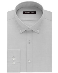 Michael Kors Michl Kors Button Down Cotton Dress Shirt