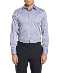 Lorenzo Uomo Pin Dot Dress Shirt