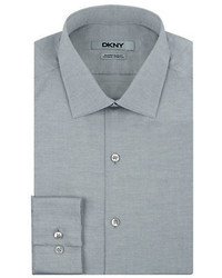DKNY Slim Fit Natural Stretch Dress Shirt