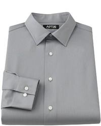 Apt. 9 Slim Fit Spread Collar Dress Shirt