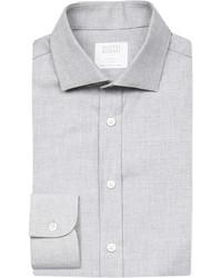 Smyth Gibson Albany Brushed Cotton Twill Shirt