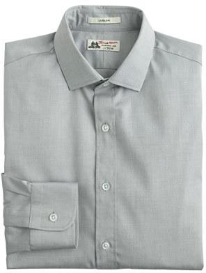 Thomas mason for jcrew ludlow shirt in solid where to for Thomas mason dress shirts