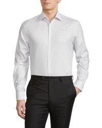 John Varvatos Star USA Trim Fit Stretch Dress Shirt