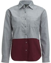 United By Blue Pinedale Colorblock Shirt