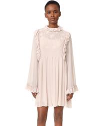 See by Chloe Ruffle Dress