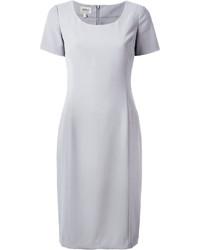 Armani Collezioni Smart Scoop Neck Dress