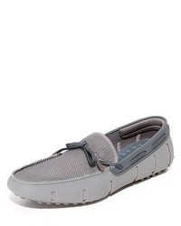 Swims Lace Up Loafer Drivers