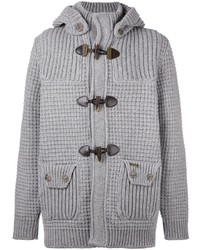 Knitted duffle cardigan medium 851343