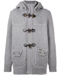 Knitted duffle cardigan medium 851343