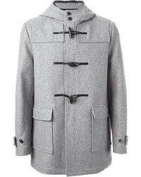 Grey Duffle Coats for Men | Men's Fashion