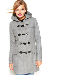 Grey Duffle Coats for Women | Women's Fashion
