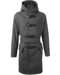 Neil Barrett Belted Duffle Coat