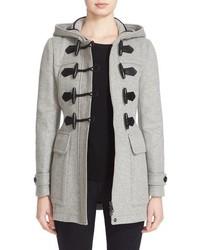 Burberry Blackwell Wool Duffle Coat