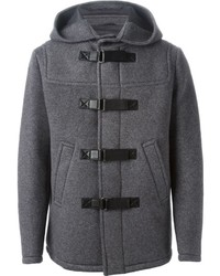 Neil Barrett Boxy Duffle Coat