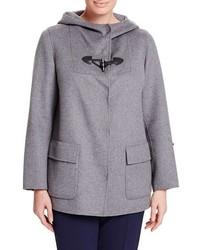Plus Size Persona By Marina Rinaldi New Praga Duffle Coat