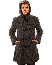 Schott NYC The 24oz Duffle Coat | Where to buy &amp how to wear