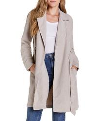 Michael Stars Alisha Trench Coat