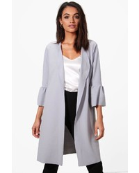 Ella frill sleeve duster medium 4312322