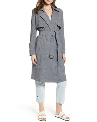 The Fifth Label Laneway Drapey Trench Coat