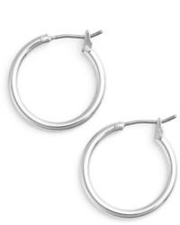 Nordstrom Clean Small Hoop Earrings