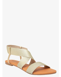 Torrid elastic band sandals medium 52925