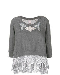 Antonio Marras Embellished Sweater