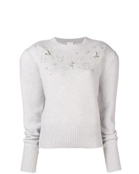 Magda Butrym Murray Embellished Jumper