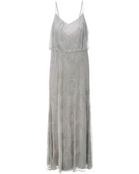 Armani Collezioni Embellished Evening Gown