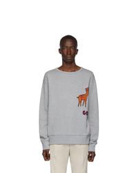 Gucci Grey Mr Peanut Sweatshirt