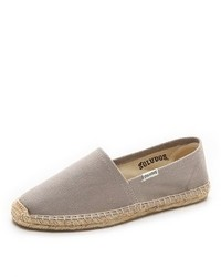 Grey espadrilles original 1611735