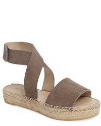 Seven ankle strap espadrille medium 3996109