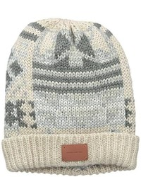 Bickley Mitchell Fair Isle Cuff Beanie