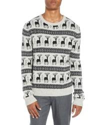 Life After Denim Lifeafterdenim Cedar Slim Fit Crewneck Sweater