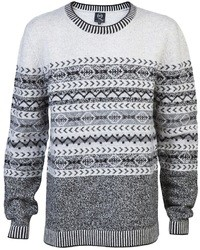 McQ by Alexander McQueen Fairisle Sweater
