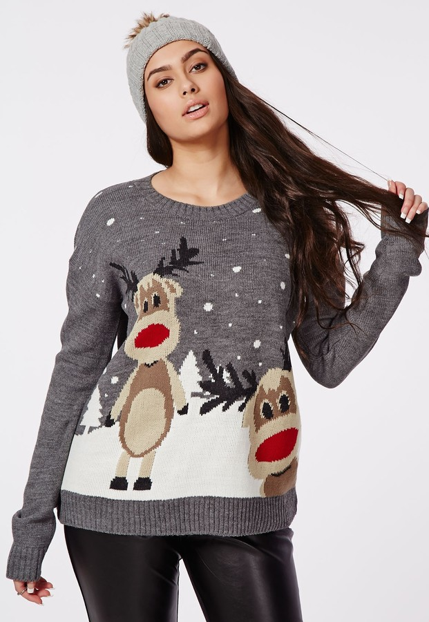 Plus Size Womens Christmas Jumpers   My blog