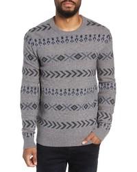 Selected Homme New Monrad Regular Fit Crewneck Sweater