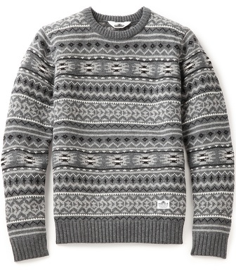 Penfield Osmund Knit Crew Neck Sweater   Where to buy & how to wear