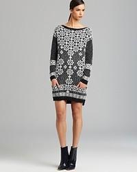 Juicy Couture Dress Geo Snowflake