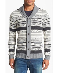 Grey Fair Isle Sweaters for Men | Men's Fashion
