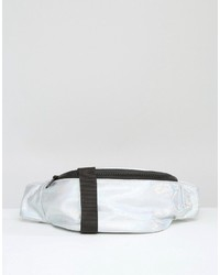 Asos Lifestyle Textured Holographic Fanny Pack