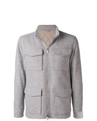 Grey Field Jacket