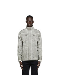 A-Cold-Wall* Grey Fade Out Field Jacket