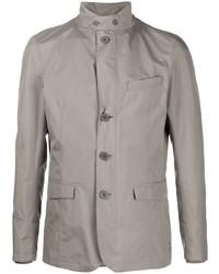 Herno Tailored Technical Blazer