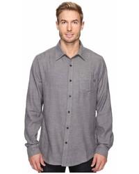 Marmot Hobson Flannel Long Sleeve Shirt